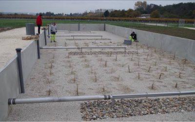 Extension de la station d'épuration «Les Reaux» et transfert des eaux usées collectées dans le bourg de Vélines
