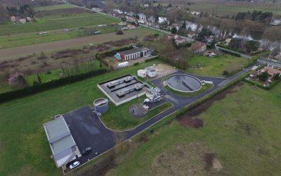 Aménagement du centre de dépotage des matières de vidange et création d'un centre de dépotage des produits de curage de réseaux sur la commune de Pineuilh