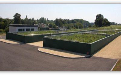 Création d'une nouvelle station d'épuration sur la commune de Creysse