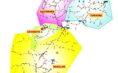 Programme de sectorisation du réseau d'AEP du Syndicat Mixte du Sauternais (33)